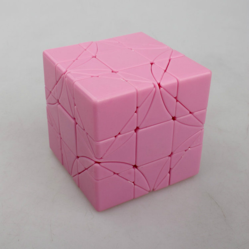 Lim Dreidel 3X3 Cube magique vitesse Puzzle Cube jouets éducatifs 65mm
