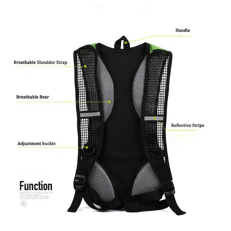 98dc2d589af ... Camelback Water Bag Hydration Backpack Outdoor Camping Hiking Riding  Sports Bag Water Pack Bladder Soft Flask ...