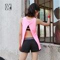 Htld verão casual t shirt mulheres tops de fitness fino tecido da Colheita Top Camis Solto Colete Sem Mangas Cortadas feminino Blusa yt040