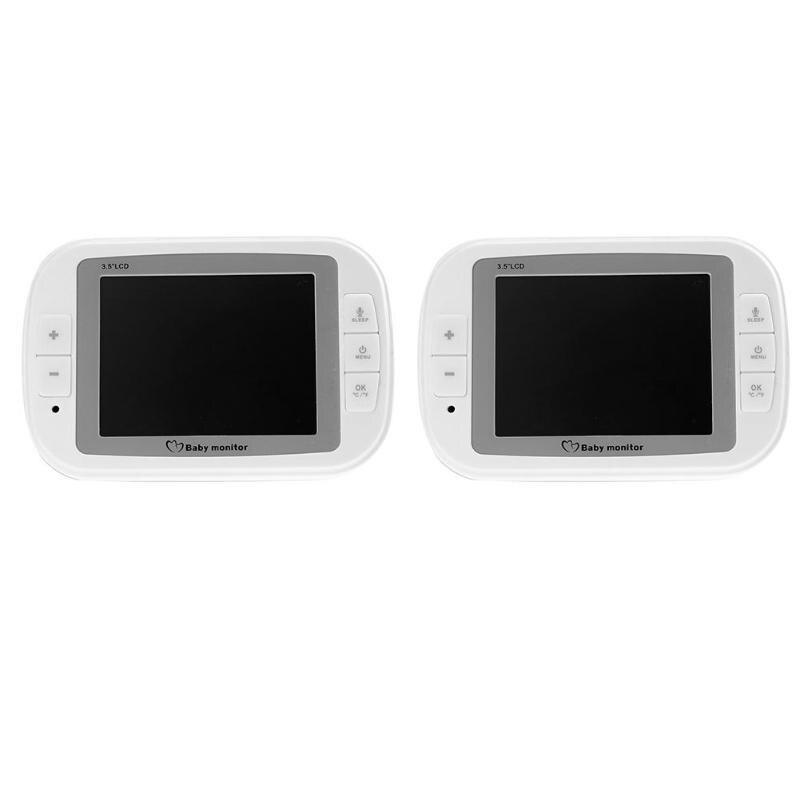 3.5inch LCD 2.4GHz Wireless Night Vision Digital Video Baby Monitor Camera