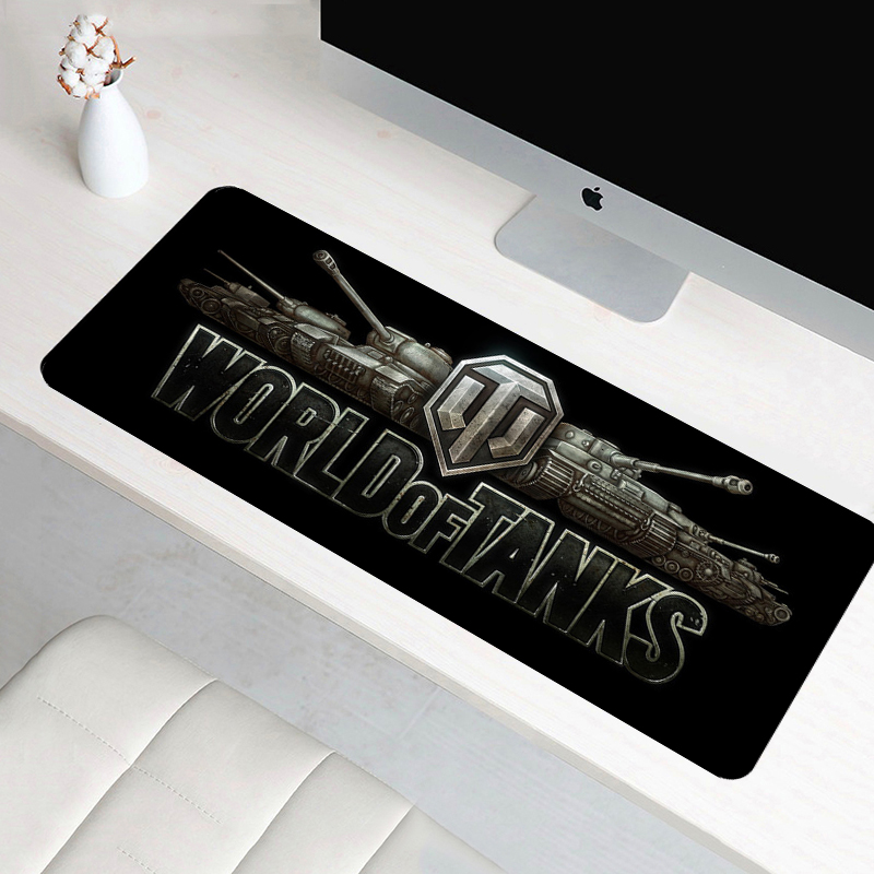 SIANCS 70x30 cm grande Anti-slip World of Tanks mousepad gaming mouse Pad gamer keyborad mouse pad vintage Elegante padmouse WOT