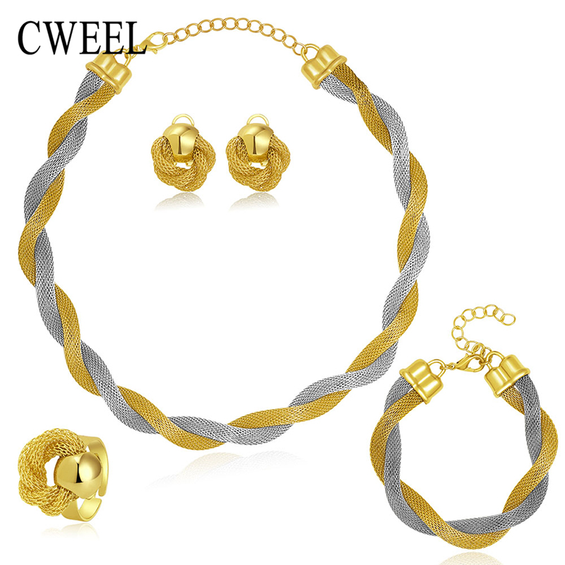 aliexpress buy cweel jewelry sets for