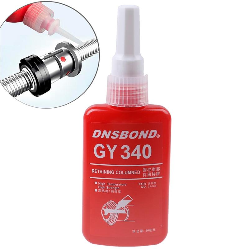 50ML Cylindrical Retainer Locking Adhesive Metal Screw Anaerobic Adhesive Glue