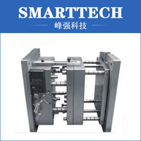 Custom High Performance OEM Plastic Injection Bumper Mold