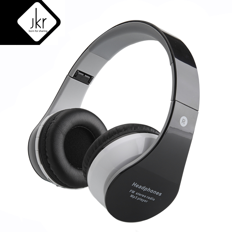 JKR 201B Wireless Headphone Bluetooth Headsets with Microphone Gaming for iPhone xiaomi  Android Original Mobile Phone Headset
