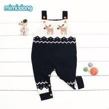 Weihnachten Kostüm für Kinder Baby Jungen Mädchen One Piece Overalls Sleeveless Neugeborenen Kinder Strampler Onesie Herbst Winter Outwear