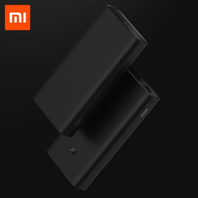 20000mAh Xiaomi Power Bank 3 Mi Power Bank 20000 mAh Pro PLM07ZM with Triple USB Output USB-C 45W Two-way Quick Charge