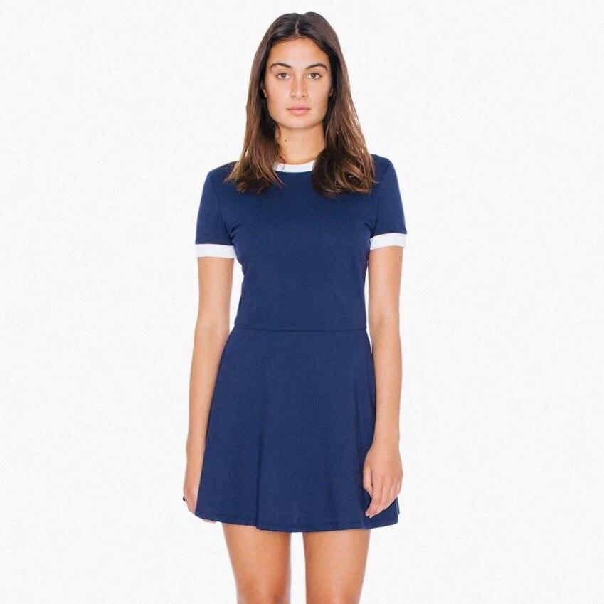 Popular Jersey Knit Summer Dresses-Buy Cheap Jersey Knit Summer ...