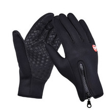 Outdoor Bicycle Sports Skiing Touch Screen Glove Mountaineering Military Motorcycle Racing Gloves Windproof Cycling Gloves S-XL madbike motorcycle cycling gloves for touch screen black blue size xl pair