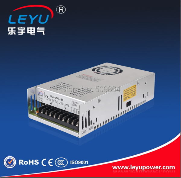 La livraison à temps 19-36VDC entrée 48VDC sortie unique dc dc convertisseur step up 350 w 24vdc à 48vdc converter fait dans chine