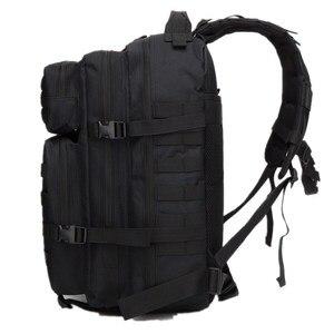 Image 4 - 45L ขนาดใหญ่ความจุ Man กองทัพทหารกระเป๋าเป้สะพายหลัง Multi Function 900D ไนลอนยุทธวิธี Pack Back กระเป๋าเป้สะพายหลัง mochila Militar