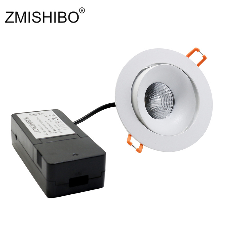 Popular Brand Zmishibo Ip67 Waterproof Stainless Steel Underwater Spotlight 12v 32mm Cut Hole Swimming Pool Fountain Silvery Landscape Lamp Easy And Simple To Handle Led Underwater Lights Led Lamps