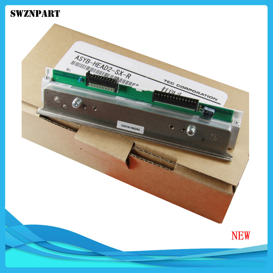 NEW Thermal PrintHead Printer Print Head for For TOSHIBA TEC B-SX5T ASYB-HEAD2-SX-R FRU 300dpi stp411f 256 printerhead for seiko low price thermal printerhead printer accessories print head printing part printer mechanism