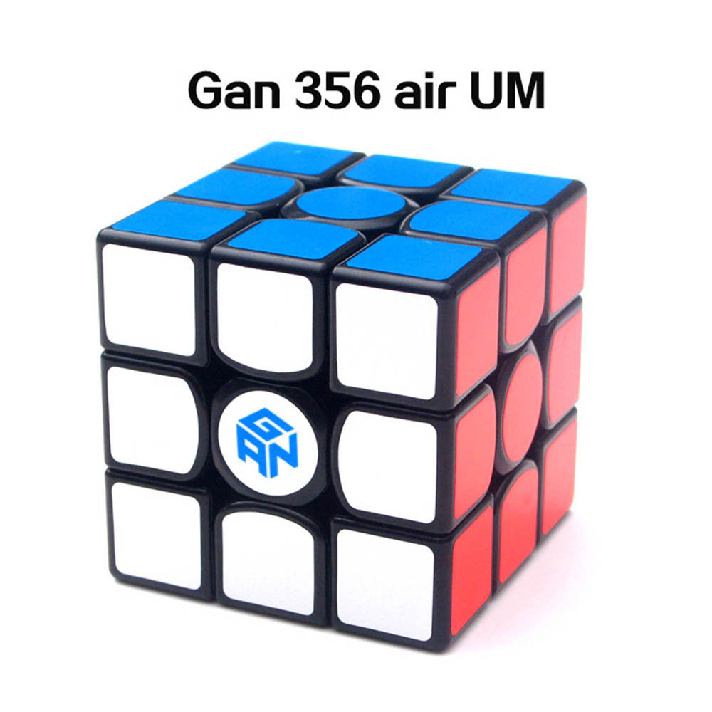 GAN 356 Air UM 3*3*3 Magnetic Professor Rubiks Cube Competition Speed Magic Cube Puzzle Gan356 Educational Toys for Children
