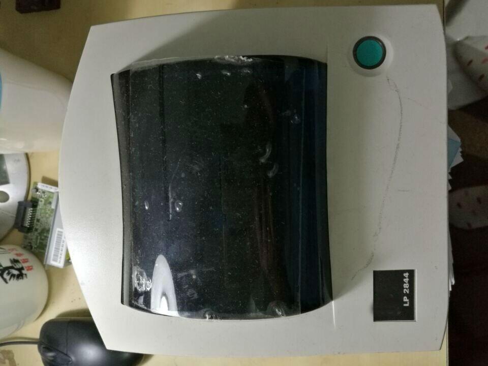 USED TESTED LABEL PRINTER FOR Zebra LP2844 Thermal Barcode Label Printer 2844 used 100% tested ut38e
