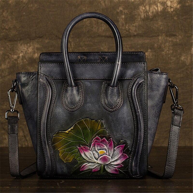 Nouveauté en trois dimensions en relief mode dames sac à main épaule bandoulière couleur d'essuyage tendance style chinois sac à aile
