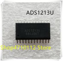 NEW 5PCS/LOT ADS1213U ADS1213 SOP-28 IC