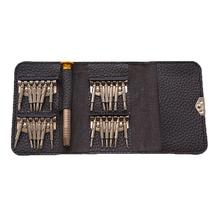 цена на 25 In 1 Screwdriver Set Professional Easy To Use Disassembly Tool Set For Glasses Watches Game Consoles Repair Hand Home Tools