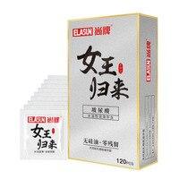 120Pcs Condoms Latex Penis Condoms Ultra Thin 0.04mm Condom Stimulate Condoms Slim Penis Sleeve Intimate Lubricated Condones