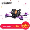 In Voorraad! eachine Wizard X220HV 6 S FPV Racing RC Drone PNP w/F4 OSD 45A 40CH 600 mW Foxeer Pijl mini Pro Cam