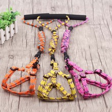 Labrador dogs pets accessories doggy leash harness hundegeschirr puppy collar lead breast-band dog leash belt rope pet products