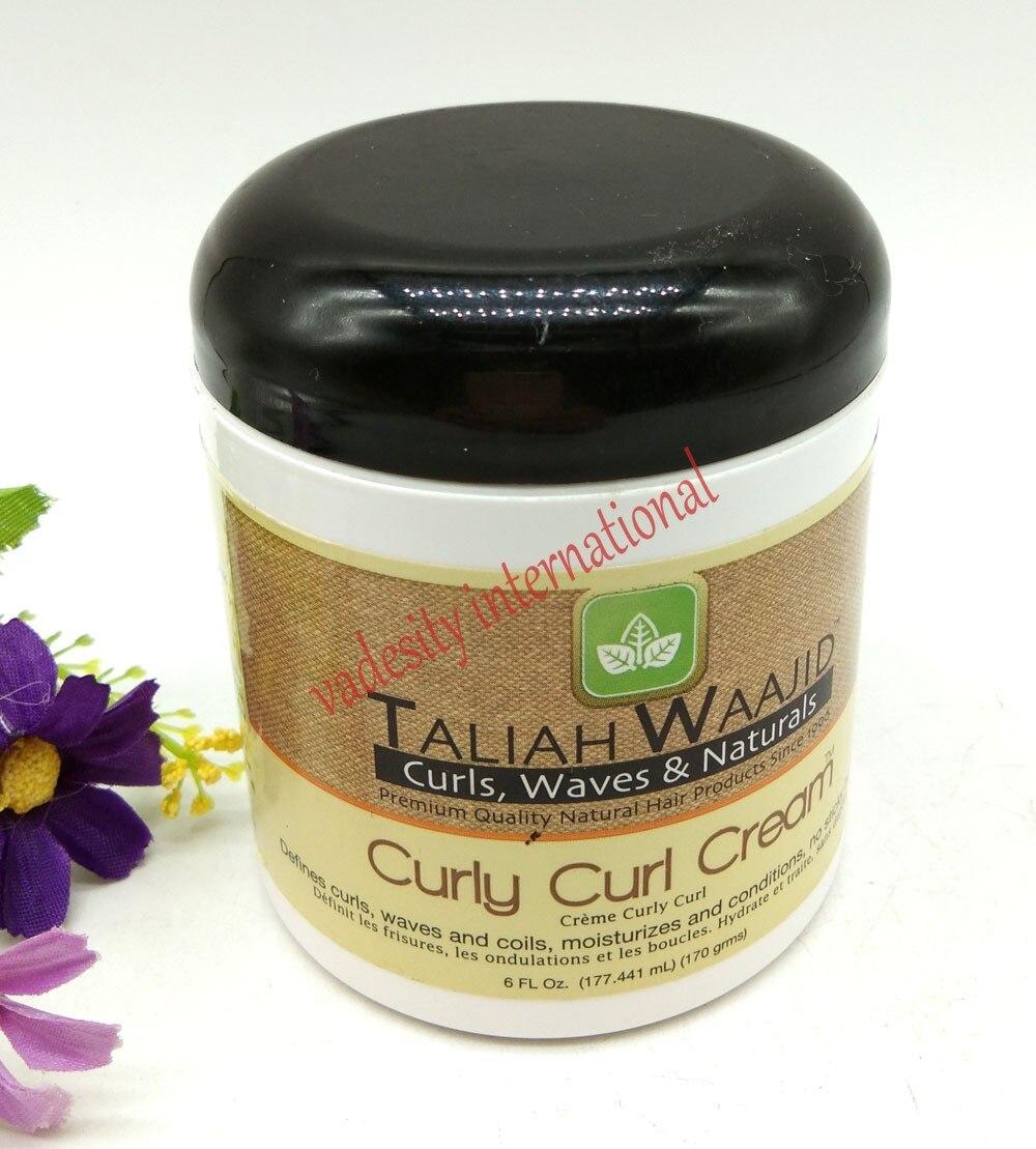 Taliah Waajid boucles bouclées crème boucles naturelles/177 ml