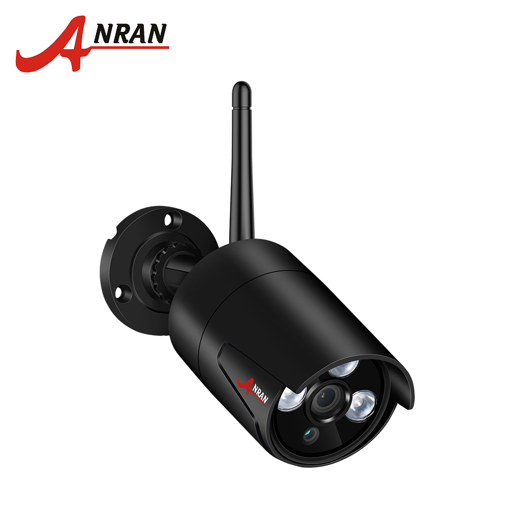 ANRAN 2.0MP IP Camera Wi-fi Outdoor Waterproof HD Video Surveillance Security Camera Built-in SD Card Slot Wifi Camera 1920*1080