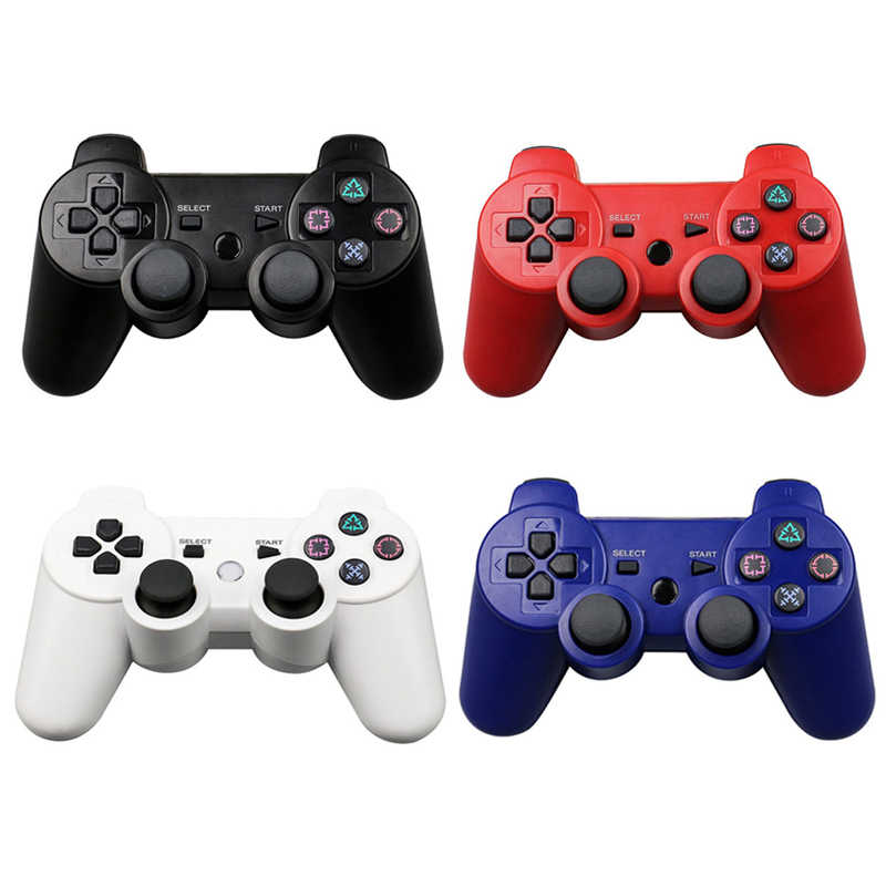 Voor Sony PS3 Controller USB Draadloze Gamepad Playstation 3 Console Dualshock Game Joystick Joypad Gamepads