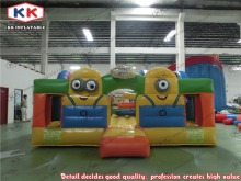 Best Sale Crazy Fun Jumping Trampoline Indoor or Outdoor Commercial Grade Bouncy Castle