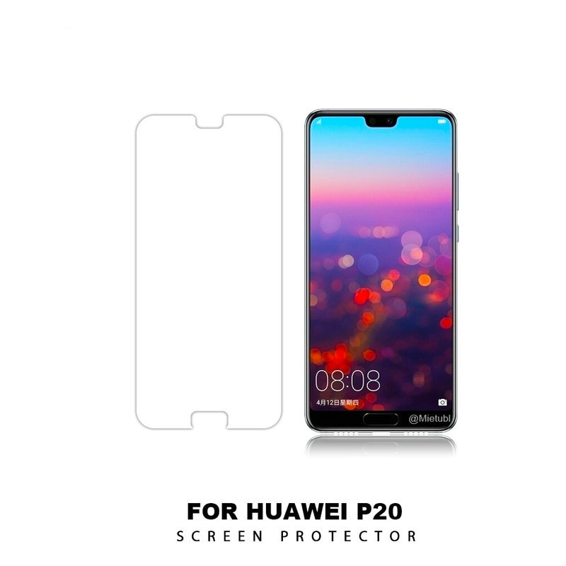 For Huawei P20 EML-L09 EML-L29 P20 Lite Tempered Glass Screen Protector Film For Huawei P20 Pro CLT-L04 CLT-L09 Glass Film