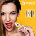 Original joyetech ego kit aio kit rápida 0.6ohm 1500 mah capacidade da bateria tudo-em-um e-cigarro vaping vaporizador caneta preço barato