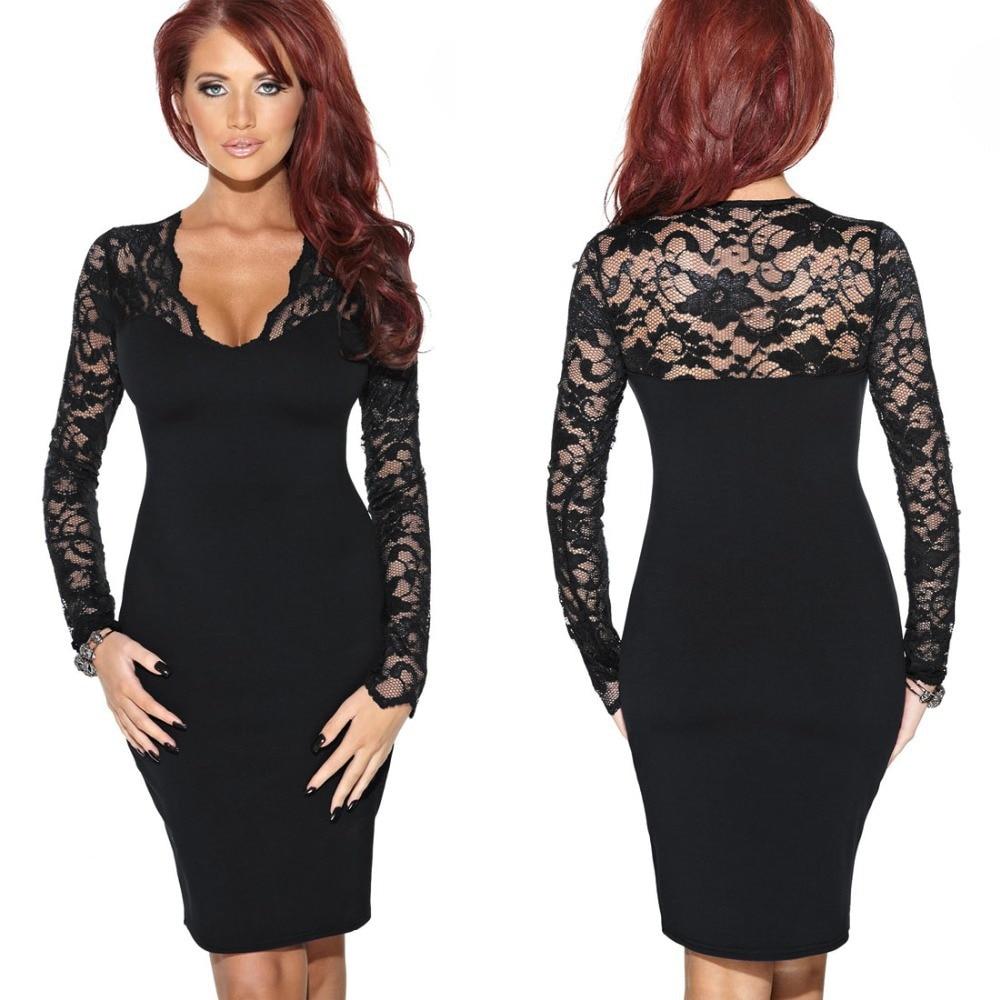 Aliexpress.com : Buy wholesale Women's Sexy Long sleeve White ...