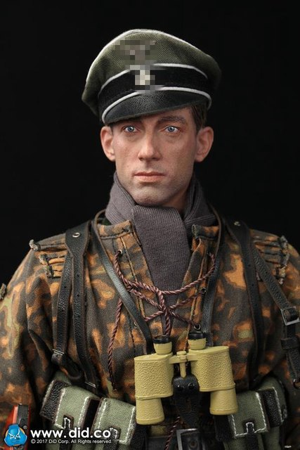 1 6 Scale Military Figure Wwii 12th Ss Youth League Armored Division