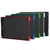 Ультра тонкий 12 дюймов ЖК дисплей Цифровой Зеленый записи планшеты чертёжные доски Sketchpad электронный доска для рисования с мышь Pad и правите...