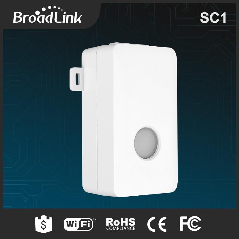 Sc1 broadlink wifi controlador smart home automation módulos app wifi inalámbric