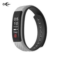Original OE Store W810 2017 Fashion Smart Bracelet Support Pedometer Heart Rate Tracking Smart Watch For