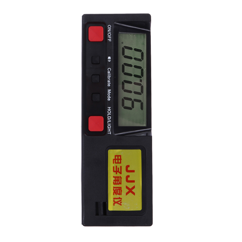 Mini Digital Protractor Inclinometer Electronic Level Box Magnetic Base Measuring Tool Electronic Angle Finder Angle Gauge утюг marta mt 1146 800вт синий