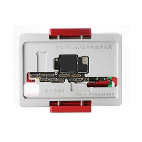 Mijing C11 Third Generation Motherboard Function Test Stand for iPhone X