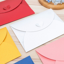 10pcs/lot Retro Love Letter Deduction Envelope Creative Romantic Thickening 250 Grams Pearl Bag