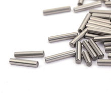 Total Length 15.8mm100Pcs/Pack Cylindrical Positioning Pin Stainless Steel Fixture Dowel Metal Processing