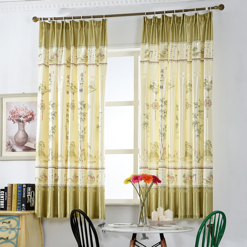 19 models Specials short Pastoral semi shade curtains for Living Room Kitchen Bedroom Window short curtains custom finished in Curtains from Home Garden