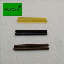 Кератиновые палочки для капсульного наращивания волос, используется с клеевым пистолетом или для расплавления в горячем тигле