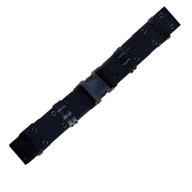tactical belt outdoor tactical outer belt thickening army fan equipment Outdoor sports protective gear belt