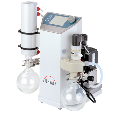 German corrosion - resistant chemical - resistant oil - free laboratory laboratory vacuum system LVS101Z free shipping 100l high powerful acid chemical laboratory mixer