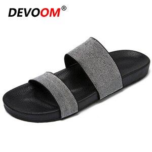 Best Price New Air Mesh Man Slippers House Sandals Men Lightweight Tongs Tomme Fashion Home Slippers Flip Flops Men Mens Slides Badslippers