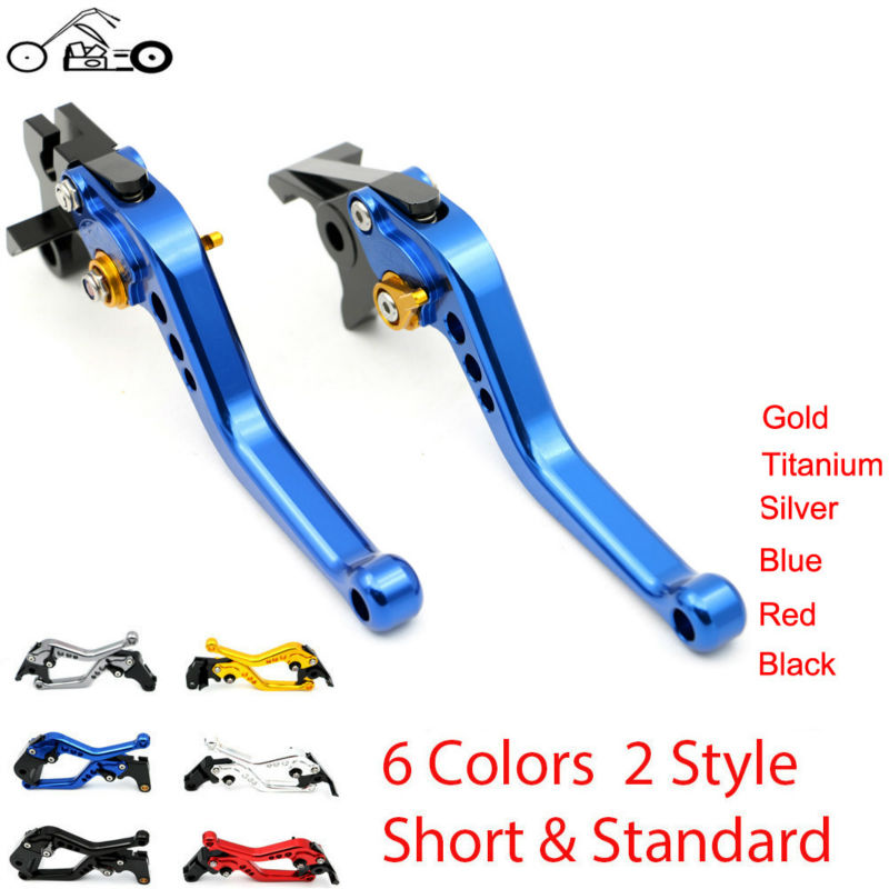 Motofans- Motorcycle CNC Adjustable Brake Clutch Levers with Knobs for Yamaha YZF R1 2002 2003 R6S CANADA VERSION 2007 2008 2009 motofans cnc clutch brake levers adjuster for moto guzzi stelvio 2008 2015 norge 1200 gt8v griso 06 07 08 09 10 11 12 13 14 15