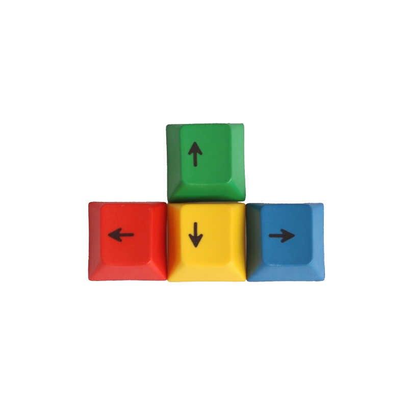 Barwnik sub PBT keycap TKL mechaniczne klawisze klawiatury klawiatura do gry w PBT Dyesub WASD klawisz strzałki cherry wysokość