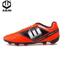 AOJU nuevo adultos hombres fútbol al aire libre AG TF botas de fútbol  entrenamiento zapatillas Deportivas Zapatos tamaño 31 -45 . ff8315cf0215f