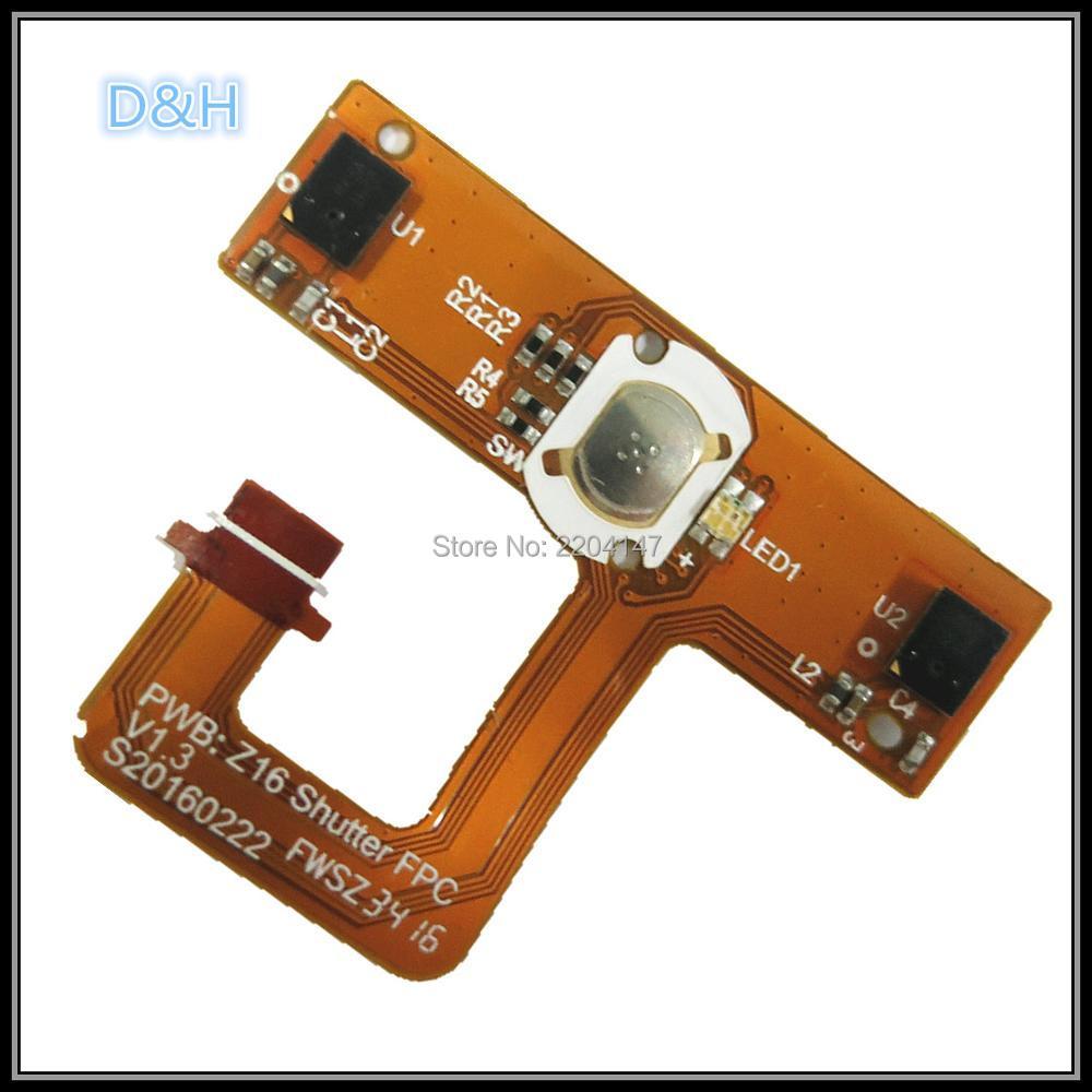 Keyboard Key Button Flex Cable Ribbon Board For Xiaomi YI 4K Digital Camera Repair Part original pulled for nintendo 3ds xl ll part camera 3d module flex ribbon cable