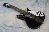 Custom Shop Ricken Electric Guitar Korea Hardware Backer Guitar 3 Pickups High Quality Real Guitar Pics